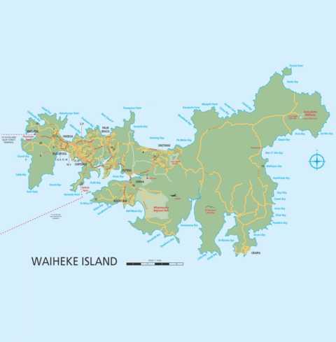 Waiheke-Island-Map