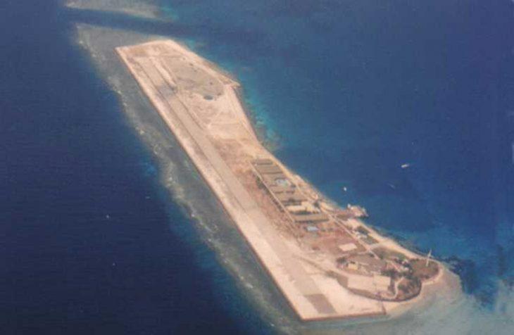 Layang Layang Island