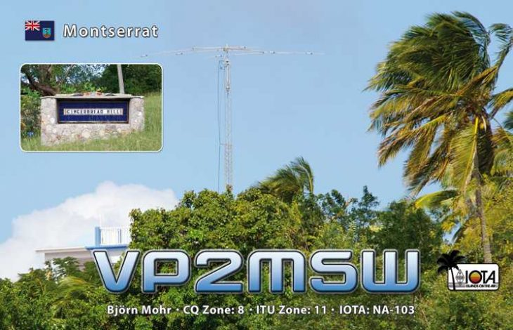 QSL-VP2MSW