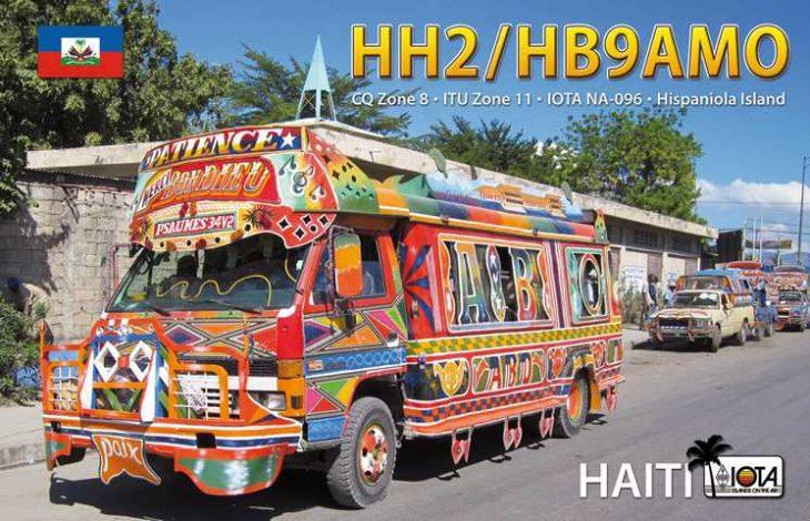 QSL-HH2-HB9AMO