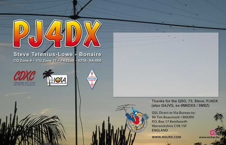 QSL-PJ4DX-Back