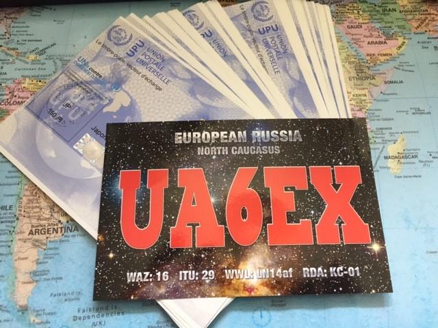 IRC-UA6EX