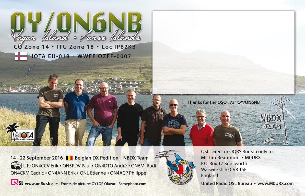 K1024 QSL-OY-ON6NB-BACK