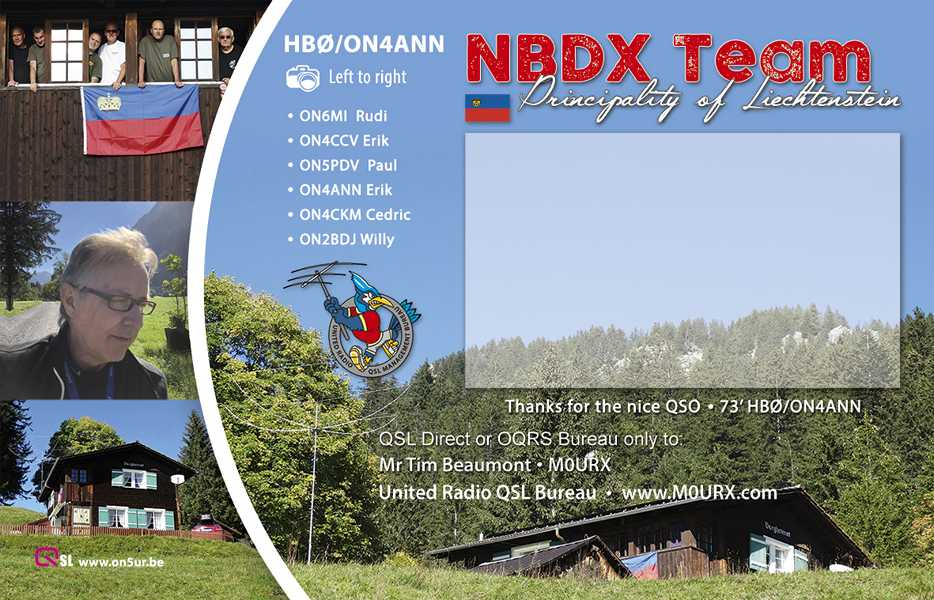 K800 QSL-HB0-ON4ANN-BACK