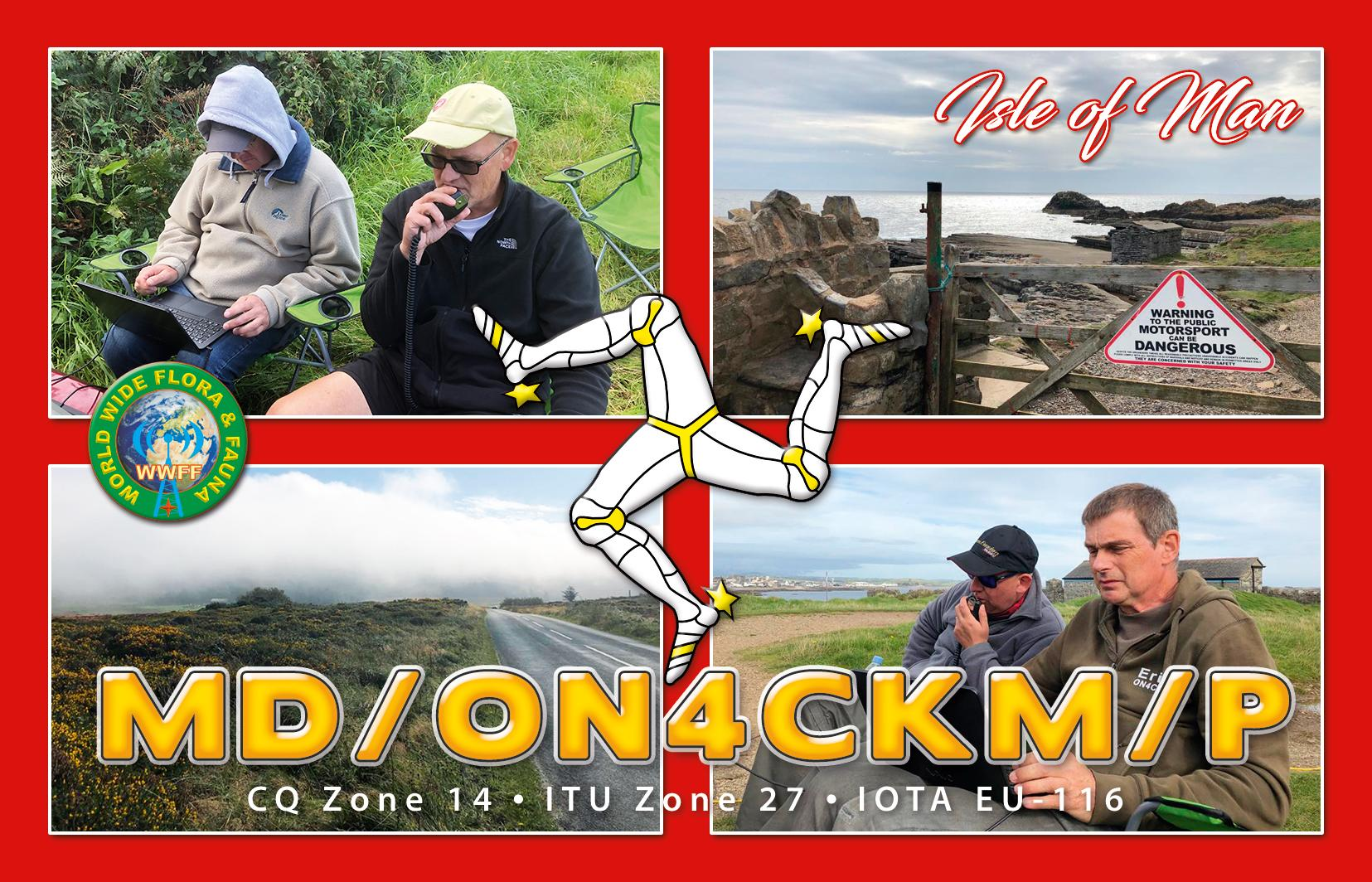 K1600 QSL-MD-ON4CKM-P---300gr--glanslaminaat